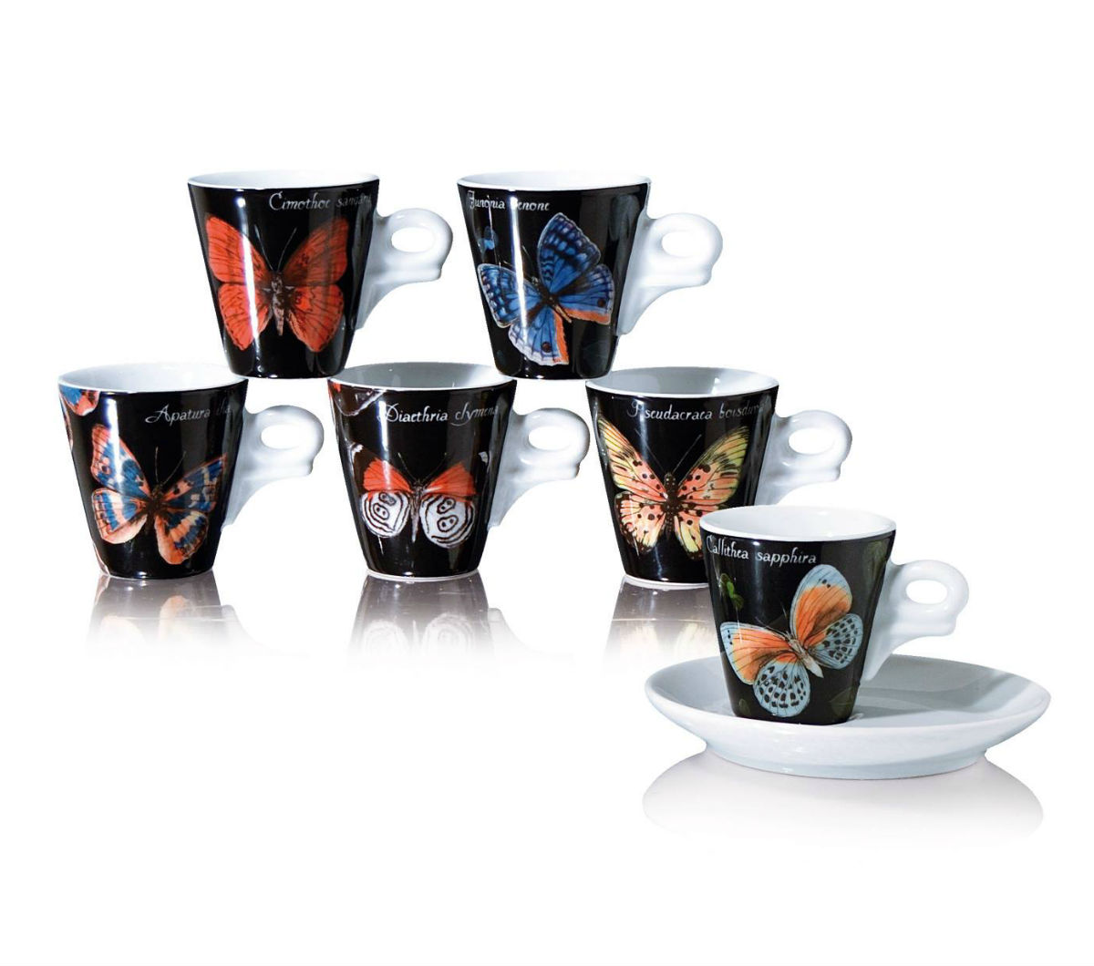 """MAGIE"" Espresso cups collection set"